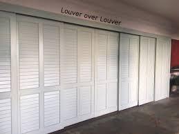 Sliding Louvered Closet Doors Panel Louver And Flush Doors Interior Doors And Closets