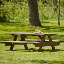 recycled plastic picnic tables recycled plastic park picnic table for parks communities
