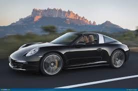 porsche new ausmotive com detroit 2014 porsche 911 targa