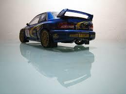 subaru gc8 rally subaru gc8 rally car 555 diecast model jacob t meltzer flickr