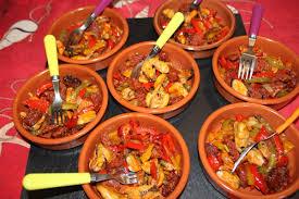 cuisine catalane recettes plancha de moules a la catalane bienvenue