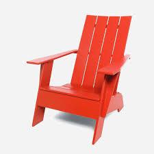 Adirondack Chairs Plastic Orange Resin Adirondack Chair Patio Seating Ideas