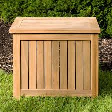 teak outdoor storage cabinet holley 24 teak outdoor storage box storage boxes teak and lanai