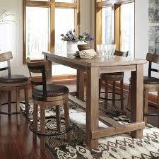 zipcode design lucai 36 pub table modern contemporary bar table and stools allmodern