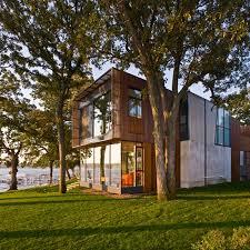 lakefront home plans lake modern houselake house plan small design