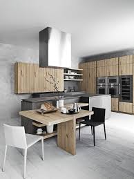 minimalist kitchen is a celebration of exquisite textures and
