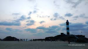 Lighthouse For The Blind Palm Beach Tales Of A Nomad Kaup Beach And Lighthouse