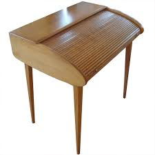 roll top desk tambour scarce heywood wakefield tambour desk wakefield tambour and desks
