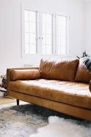 Leather Sofa Sale Melbourne by Cognac Leather Sofa Australia Hamilton 2piece Leather Chaise