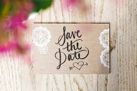 save the date wedding invitations lace wedding save the date rustic wedding invitations 1