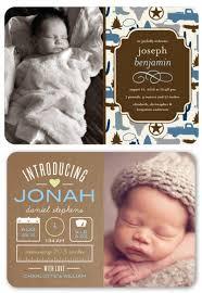 baby announcements rustic baby boy birth announcements rustic baby chic