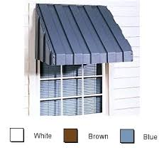 Mobile Awnings Korad Acrylic Window Awnings Mobile Home Advantage