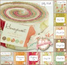 honeysweet by fig tree quilts for moda fabrics a collection too
