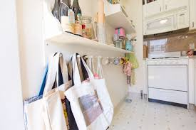10 small space kitchen hacks to steal from this adorable sf studio