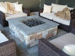 Firepit Glass Pit Glass