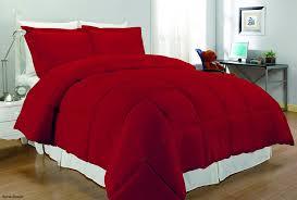 Home Design Down Alternative Comforter by Red And Black Bedroom Set Arlene Designs Home Design Comforter