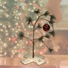 charly brown tree home hardware 24 brown s tabletop christmas tree