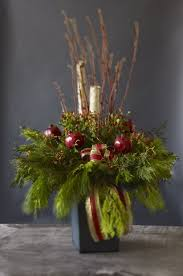 Decorate Outside Urn Christmas by 112 Best Christmas Outdoor Decor Images On Pinterest Christmas