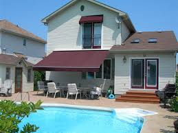 House Awnings Retractable Canada Awnings Canada Retractable Awnings House Of Canvas House Of