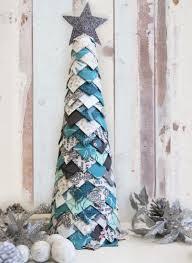 fabric christmas tree fun no sew tutorial art gallery fabrics