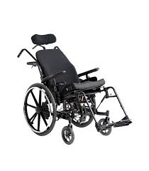 orion ii tilt in space reclining wheelchair