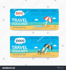 Utah gifts for people who travel images Gift travel voucher vector flat voucher stock vector 429144376 jpg