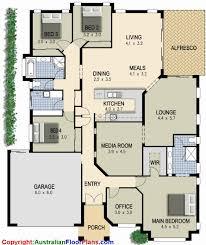 small 4 bedroom floor plans small 4 bedroom house plans lovely plano de casa minimalista de dos