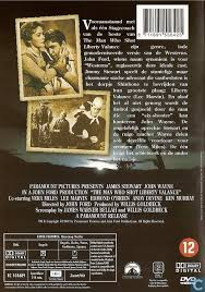 Watch The Man Who Shot Liberty Valance The Man Who Shot Liberty Valance Dvd Catawiki