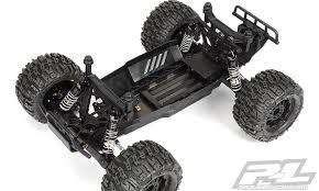 pro pro mt 2wd 1 10 monster truck kit