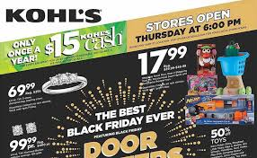 kohl s black friday ad leaks hoverboard deals cheap hdtvs