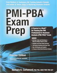 pmi pba exam prep premier edition a course in a book for passing