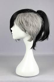 mcoser stylish men women haircut manga tokyo ghoul uta cosplay wig