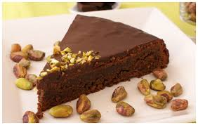concours chocolat recette n 3 gâteau choco pistaches et