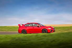 subaru sti 2016 red 2015 subaru wrx sti review photo gallery autoweb