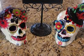 day of the dead home decor halloween decor the bailey bunch blog