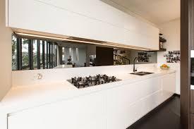 calacatta natural stone custom kitchen cabinets modern design