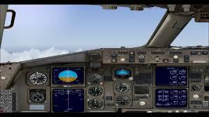 full flight captain sim 757 200 from hamburg to frankfurt ifr fs9