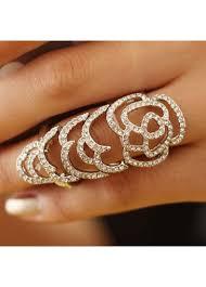 metal fashion rings images Fashion rings for women liligal jpg