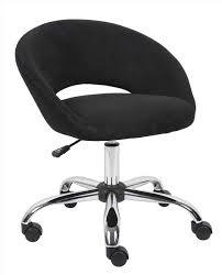Black Vanity Table Black Vanity Chair In The Living