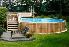 above ground pool deck kits welcome to barrel enterprises above