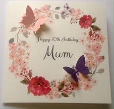 60 Birthday Cards Mum 60th Birthday Card Ebay
