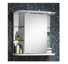illuminated bathroom corner cabinet with shaver socket scifihits com