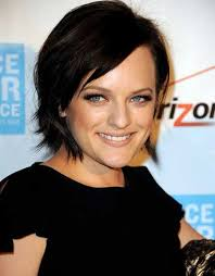 pictures of short layered hairstyles that flip out 20 latest celebrity short hairstyles 11 elisabeth moss pretty