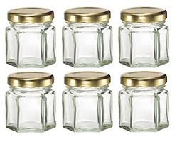 honey jar wedding favors mini hexagon glass jars for jam honey wedding favors