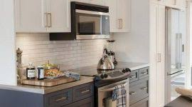 two color kitchen cabinet ideas kitchen wall colors with white cabinets marvellous design 4 25