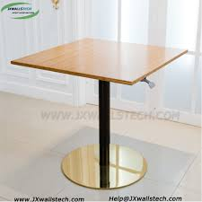 Adjustable Height Desk Legs by One Leg 150n Load Sit And Stand Home U0026 Office 15kg Fashion Design