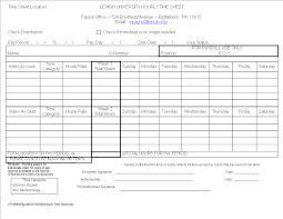 free payroll timesheet template templates at