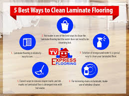 How To Clean Laminate Floors 5 Best Ways To Clean Laminate Flooring Express Flooring