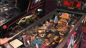 classic game room stargate pinball machine review youtube