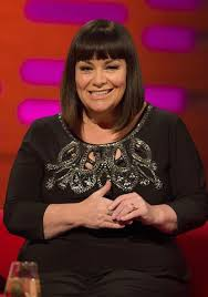 Awn French Dawn French Refuses To Kiss One Direction Hunk Harry Styles For